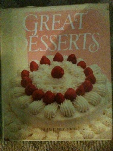 Great Desserts: Stucchi, Lorenza De' Medici; Harris, Sara