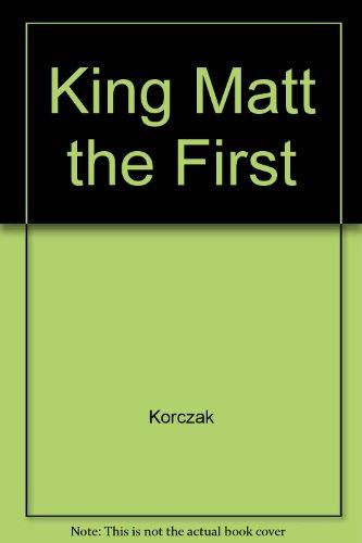 9780517693087: King Matt the First
