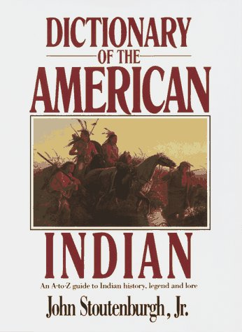 9780517694169: Dictionary of the American Indian