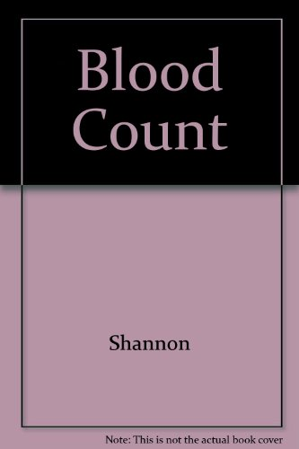 9780517694411: Blood Count (A Luis Mendoza Mystery)