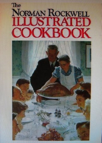 9780517695814: Norman Rockwell: Illustrated Cookbook