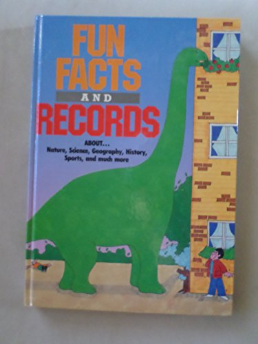 9780517696019: Fun Facts and Records