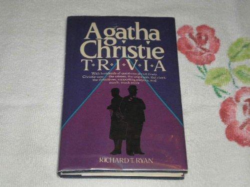 9780517699171: Agatha Christie Trivia