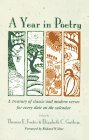 9780517700082: A Year in Poetry: A Treasury of Classic and Modern Verses for Every Date on the Calendar