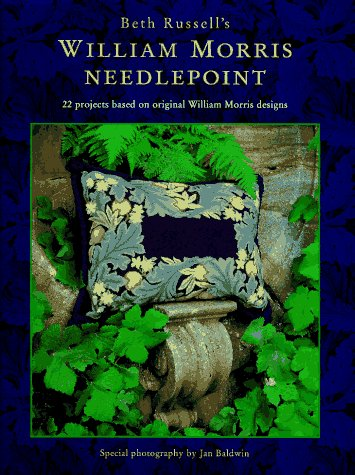 9780517701669: Beth Russell's William Morris Needlepoint