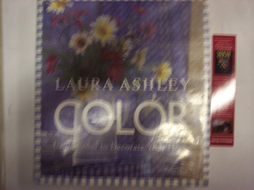 9780517701904: Laura Ashley Color: Using Color to Decorate Your Home