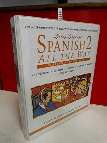 9780517702710: LL (tm) Spanish 2 All The Way (tm): cassette