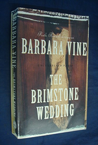 9780517703397: The Brimstone Wedding