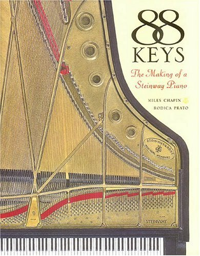 9780517703564: 88 Keys: The Making of a Steinway Piano