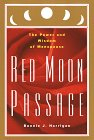 9780517703861: Red Moon Passage: The Power and Wisdom of Menopause