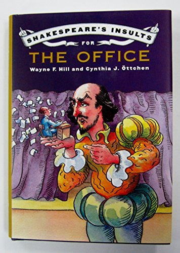 9780517704493: Shakespeare's Insults for the Office