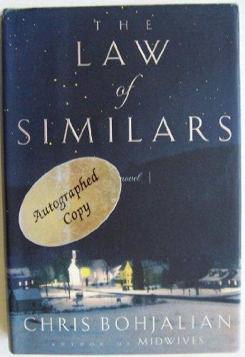 The Law of Similars: Bohjalian, Christopher