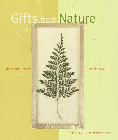 9780517706893: Gifts from Nature