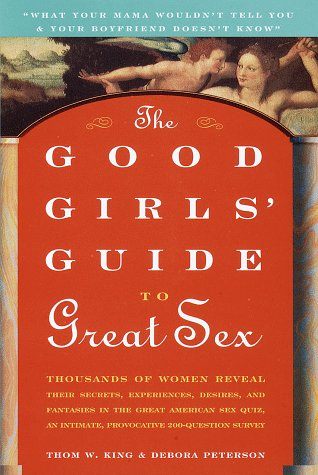 9780517707982: The Good Girls' Guide to Great Sex