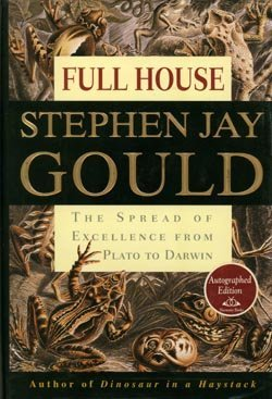 9780517708491: Full House: The Spread of Excellence from Plato to Darwin