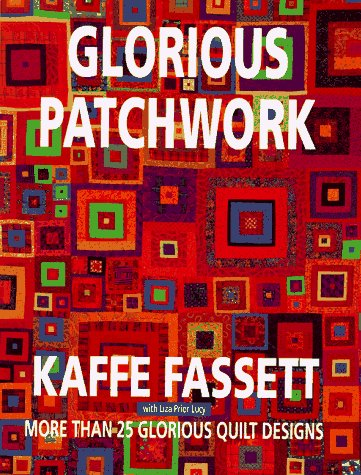 9780517708538: Glorious Patchwork: More Than 25 Glorious Quilt Designs