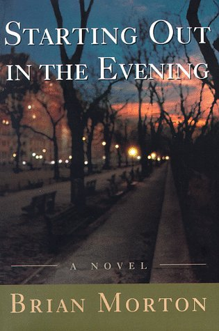 9780517708620: Starting Out in the Evening: A Novel