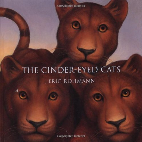 THE CINDER-EYED CATS.: Rohmann, Eric.
