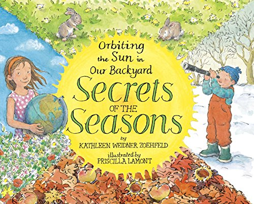 9780517709948: Secrets of the Seasons: Orbiting the Sun in Our Backyard