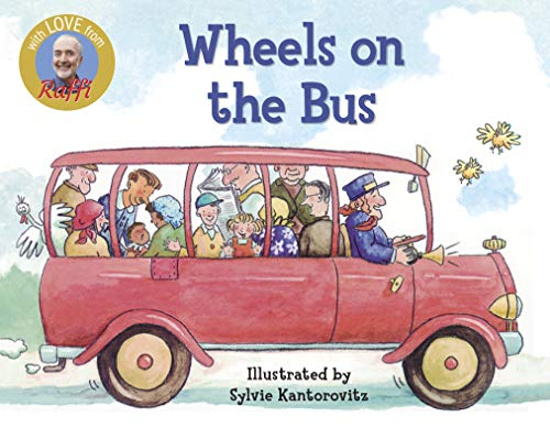 9780517709986: Wheels on the Bus (Raffi Songs to Read)