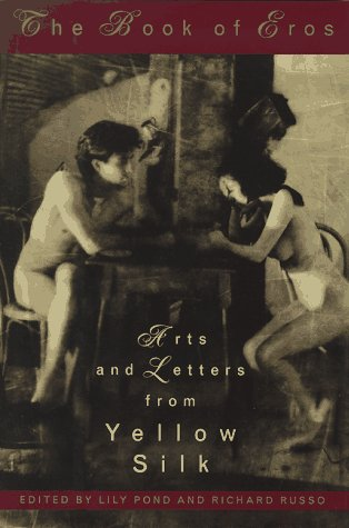 9780517799628: The Book of Eros: Arts and Letters from Yellow Silk
