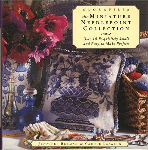 9780517799864: Glorafilia:  The Miniature Needlepoint Collection