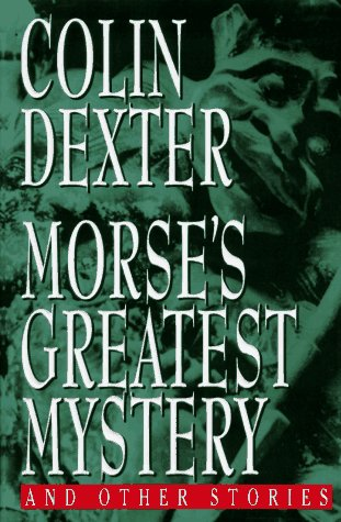 9780517799925: Morse's Greatest Mystery