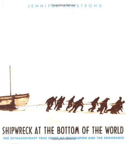 9780517800133: Shipwreck at the Bottom of the World: The Extraordinary True Story of Shackeleton and the Endurance