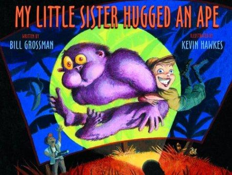 9780517800171: My Little Sister Hugged an Ape