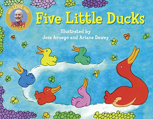 9780517800577: Five Little Ducks (Raffi Songs to Read)