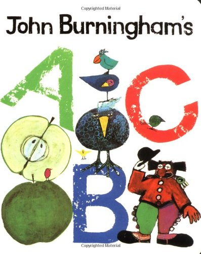 9780517800652: John Burningham's ABC