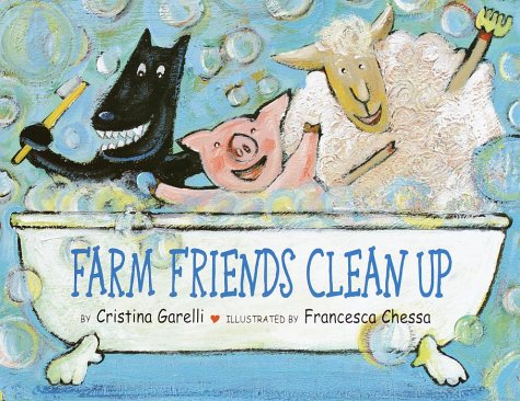 9780517800812: Farm Friends Clean Up