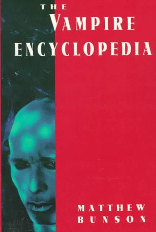 9780517881002: The Vampire Encyclopedia