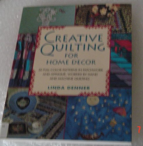 9780517881422: Creative Quilting for Home Decor
