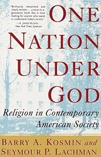9780517882184: One Nation Under God: Religion in Contemporary American Society