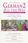 9780517882917: LL (tm) German 2 All The Way (tm): book (Living Language) (Vol 2)