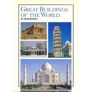 9780517883501: Great Buildings Model Kit: The Parthenon, The Taj Mahal, The Leaning Tower of Pisa, Monticello