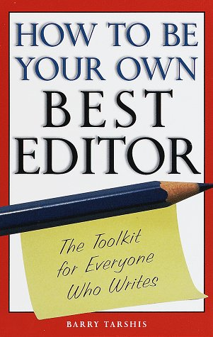 How to Be Your Own Best Editor: Barry Tarshis