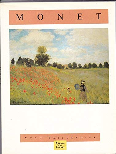 9780517883761: Monet (Crown Art Library)
