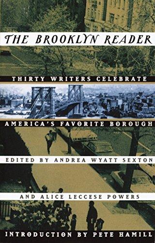 The Brooklyn Reader: Thirty Writers Celebrate America's Favorite Borough: Andrea Wyatt