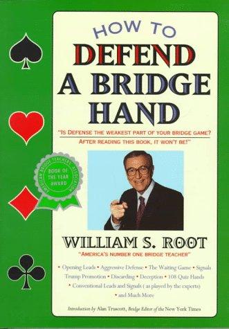 9780517883938: How to Defend a Bridge Hand