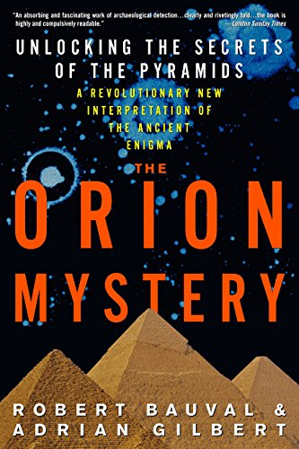 9780517884546: The Orion Mystery: Unlocking the Secrets of the Pyramids