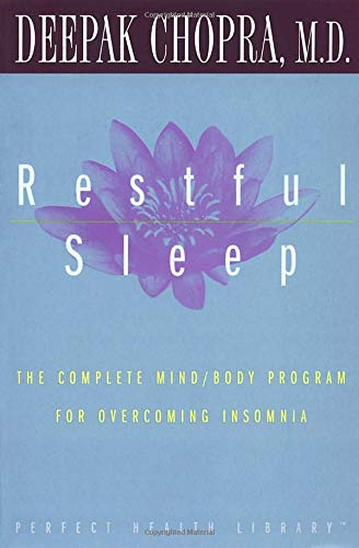 9780517884577: Restful Sleep: The Complete Mind/Body Program for Overcoming Insomnia