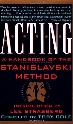 9780517884775: Acting: A Handbook of the Stanislavski Method