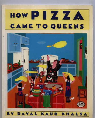 9780517885383: How Pizza Came to Queens