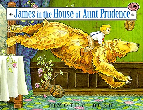 9780517885505: James in the House of Aunt Prudence