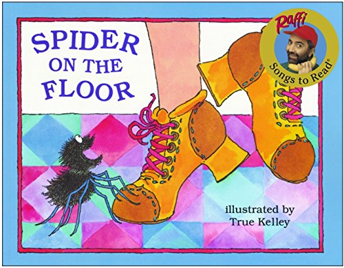 9780517885536: Spider on the Floor (Songs to read)