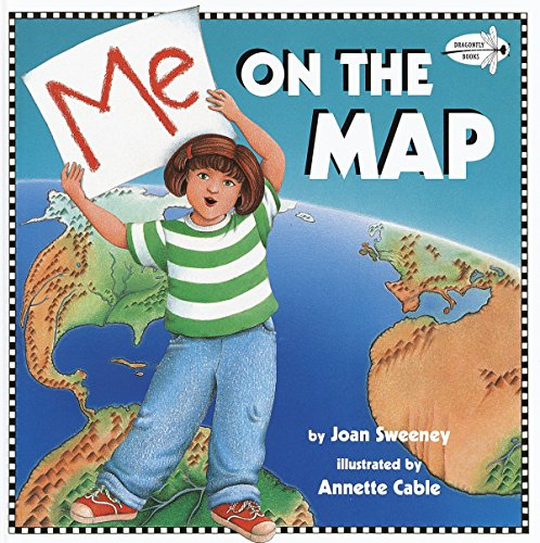 Me on the Map (Dragonfly Books): Sweeney, Joan; Cable,