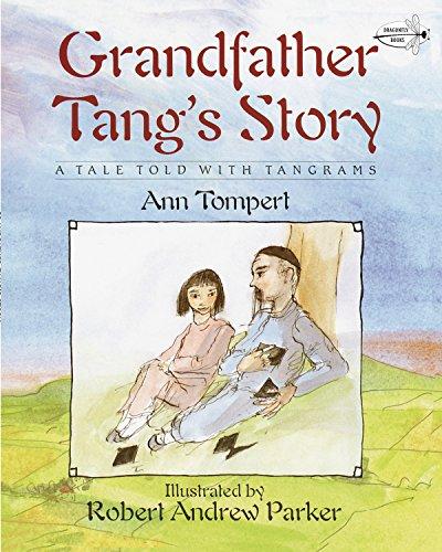 Grandfather Tang's Story: Tompert, Ann