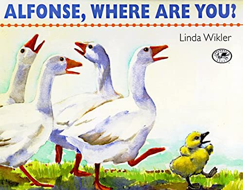 9780517885680: Alfonse, Where Are You? (Dragonfly Books)
